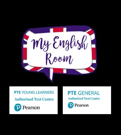 Scuola di Lingue e Formazione Inglese a Jesi Ancona Certificata Pearson PTE General | loghi per slide