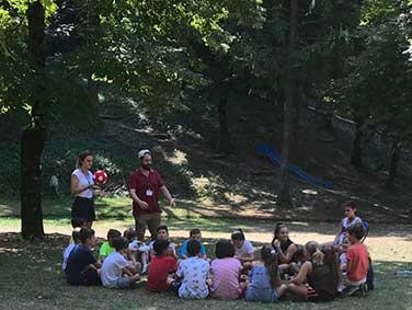 Scuola di Lingue e Formazione Inglese a Jesi Ancona Certificata Pearson PTE General | immagine summer camps