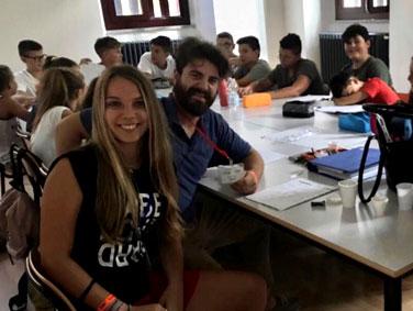 Scuola di Lingue e Formazione Inglese a Jesi Ancona Certificata Pearson PTE General | galleria about us