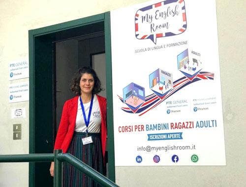 Scuola di Lingue e Formazione Inglese a Jesi Ancona Certificata Pearson PTE General | galleria staff 2